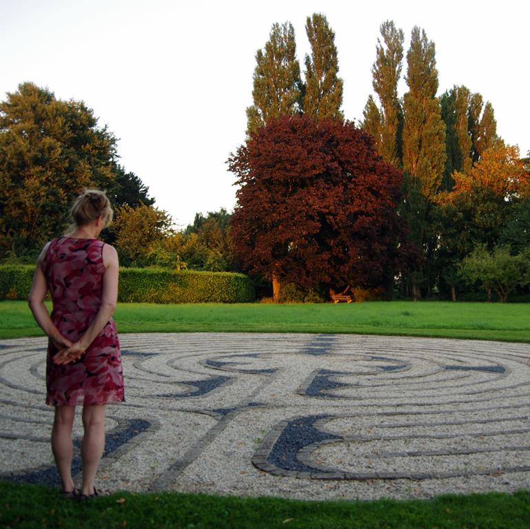 labyrint in Samaya